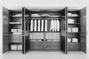 Organising your wardrobe