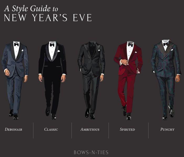 black tie new years eve